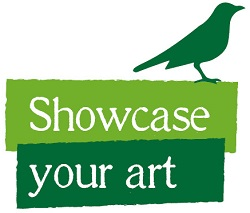 Showcase your art graphic
