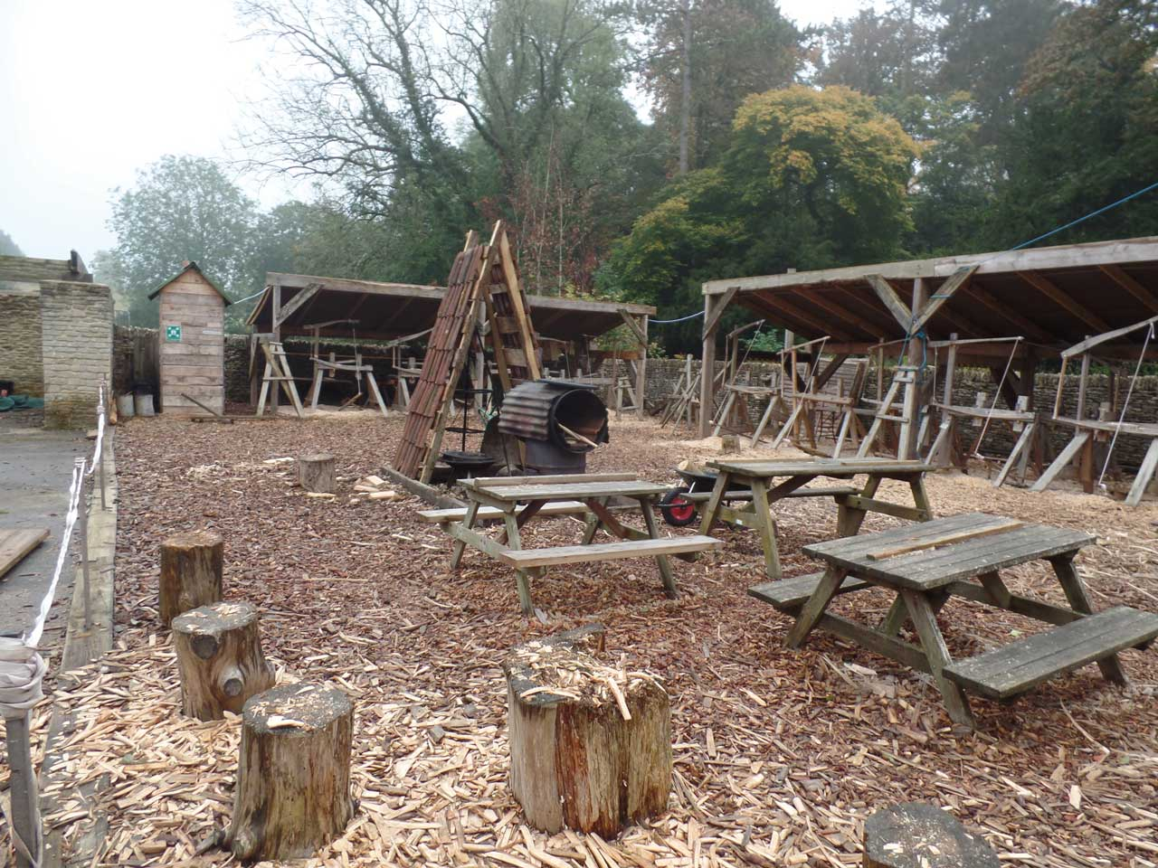 The Westonbirt Wood Project