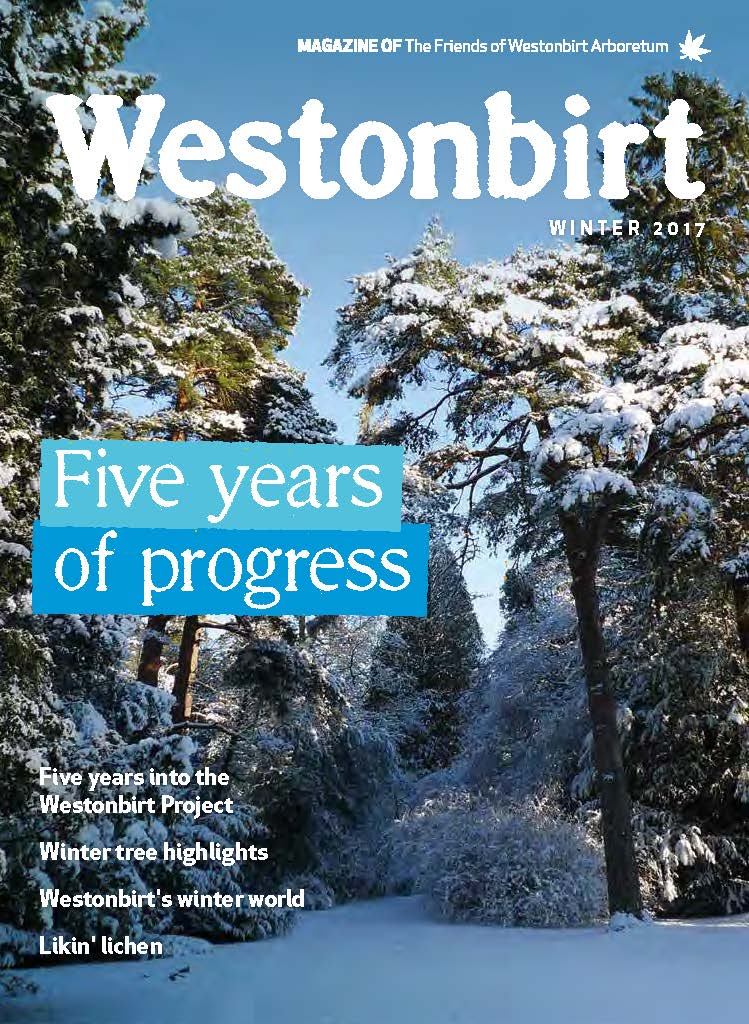 Westonbirt Magazine Winter 2017