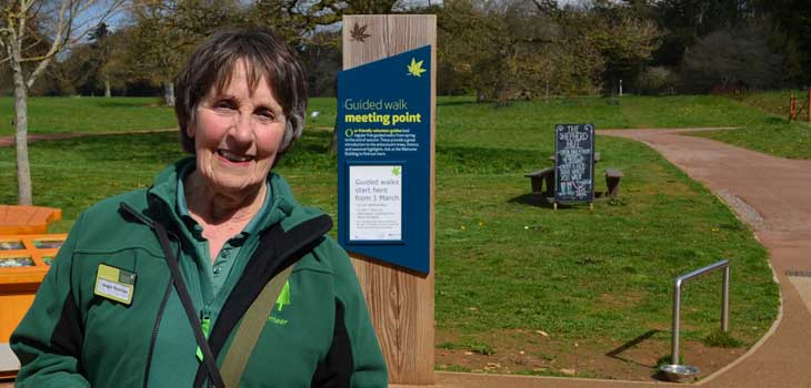 Can you spare some time to volunteer at Westonbirt?